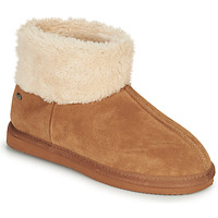 Chaussures Femme Chaussons Isotoner 97307 Camel