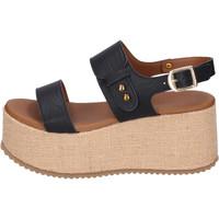 Chaussures Femme Sandales et Nu-pieds Sara Collection BJ920 Noir