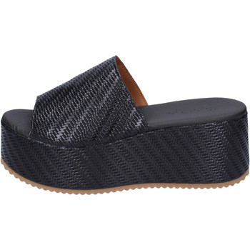 Chaussures Femme Mules Sara Collection BJ926 Noir