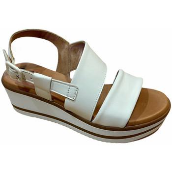 Chaussures Femme Sandales et Nu-pieds Susimoda SUSI2909bia bianco