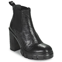 Chaussures Femme Bottines Fru.it CAMILLA Noir