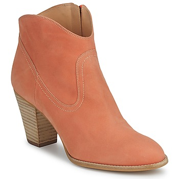 Chaussures Femme Low boots Paul & Joe LEONA Orange