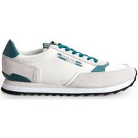 Chaussures Homme Baskets basses Trussardi  Blanc