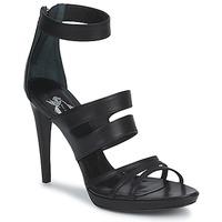 Chaussures Femme Sandales et Nu-pieds Paul & Joe STARGATE Noir