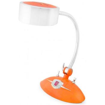 Maison & Déco Lampes à poser Fiat Ecairage de bureau orange Orange