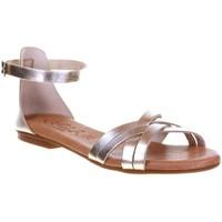 Chaussures Femme Sandales et Nu-pieds Kaola 580 Or