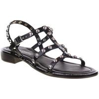 Chaussures Femme Sacs de voyage Donna Lucca 1118 BIS Noir