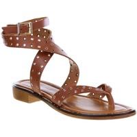 Chaussures Femme Sacs de voyage Donna Lucca 1236 MOD Camel