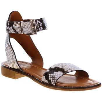 Chaussures Femme Sacs de voyage Donna Lucca 1240 Gris