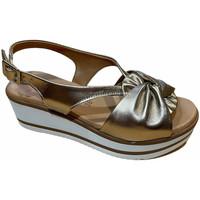 Chaussures Femme Sandales et Nu-pieds Susimoda SUSI2005rame marrone
