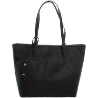 Sacs Femme Cabas / Sacs shopping Francinel Sac porté épaule  ref 50586 34*31*15 Noir Noir