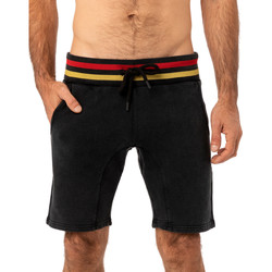 Vêtements Homme Shorts / Bermudas Pullin Jogging Short  DARK NOIR