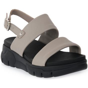 Chaussures Femme pour éviter à tout prix la chaleur Frau TAUPE CLUD Marrone