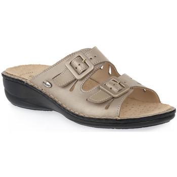 Chaussures Femme Mules Grunland PLATINO 68 SARA Beige