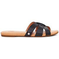 Chaussures Femme Mules UGG Sandale  TEAGUE Noir