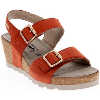 Chaussures Femme Sandales et Nu-pieds Mobils ALYCE TERRACOT