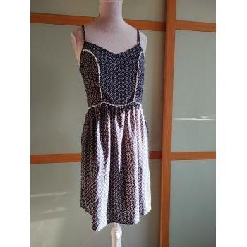 Vêtements Femme Robes courtes Naf Naf Robe d'été Bleu