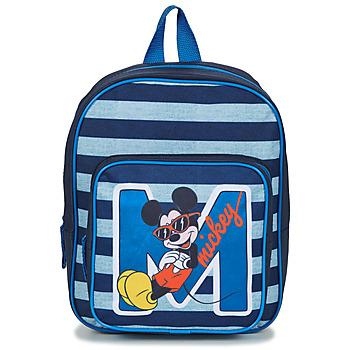 Sacs Garçon Sacs à dos Disney SAC A DOS MICKEY 31 CM Marine