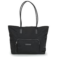 Sacs Femme Cabas / Sacs shopping LANCASTER BASIC PRENIUM Noir