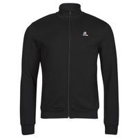 Vêtements Homme Vestes de survêtement Le Coq Sportif ESS FZ SWEAT N 3 M Noir
