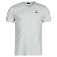 Vêtements Homme T-shirts manches courtes Le Coq Sportif ESS TEE SS N 3 M Gris chiné