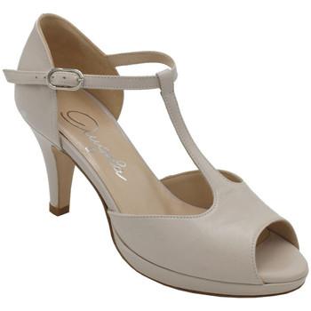 Chaussures Femme Sandales et Nu-pieds Angela Calzature ANSANGC14129bg beige