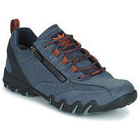 Chaussures Femme Baskets basses Allrounder by Mephisto NAILA TEX Bleu