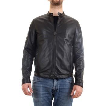Vêtements Homme Blousons Emanuele Curci LUCA Veste homme noir noir