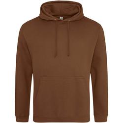 Vêtements Sweats Awdis College Marron