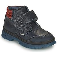 Chaussures Garçon Boots Pablosky 502923 Bleu