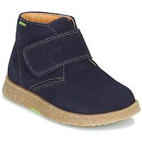 Chaussures Garçon Boots Pablosky 502228 Marine