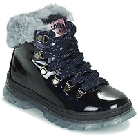 Chaussures Fille Boots Pablosky 404429 Marine