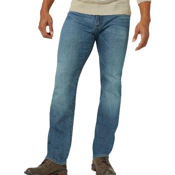 Vêtements Homme Jeans droit Lee Cooper BRADY-JEAN Bleu