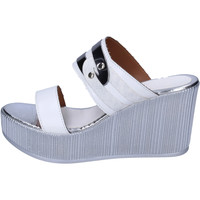 Chaussures Femme Mules Sara Collection BJ936 Blanc