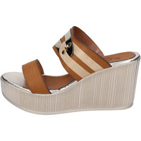 Chaussures Femme Mules Sara Collection BJ940 Marron