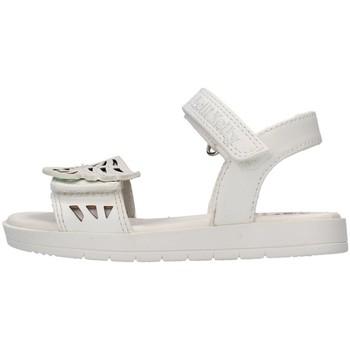 Chaussures Fille Sandales et Nu-pieds Lelli Kelly LK7520 BLANC