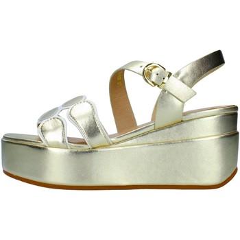 Chaussures Femme Sandales et Nu-pieds Luciano Barachini GL123E OR