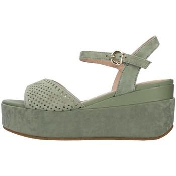Chaussures Femme Sandales et Nu-pieds Luciano Barachini GL125P VERT