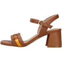 Chaussures Femme Sandales et Nu-pieds Luciano Barachini GL282R CUIR