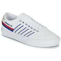 Chaussures Baskets basses adidas Originals DELPALA Blanc / Bleu