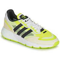 Chaussures Homme Baskets basses adidas Originals ZX 1K BOOST Blanc / Jaune