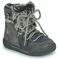 Chaussures Fille Bottes de neige Primigi RIDE 19 GTX Gris