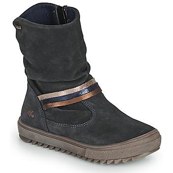 Chaussures Fille Prigt 8553 Gore-tex Primigi FLAKE GTX Noir
