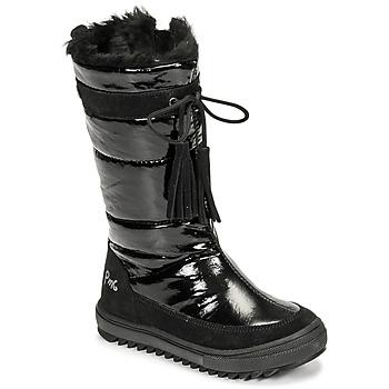 Chaussures Fille Bottes de neige Primigi FLAKE GTX Noir