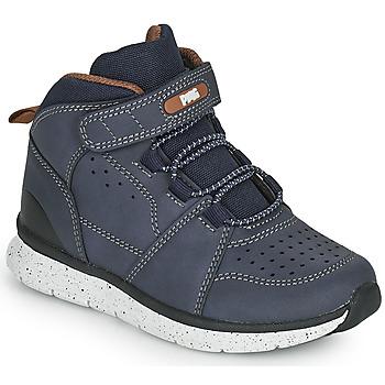 Chaussures Garçon Boots Primigi B&G TIMBY Marine
