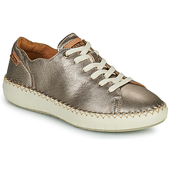 Chaussures Femme Baskets basses Pikolinos MESINA W6B Argenté