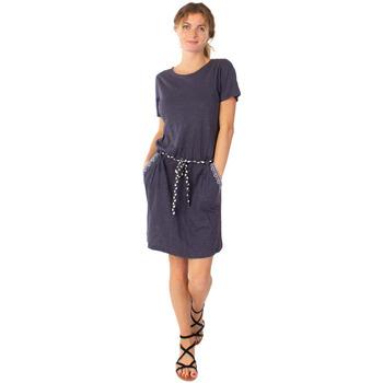 Vêtements Femme Robes courtes Coton Du Monde Sixtine Anthracite