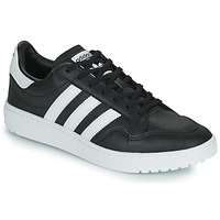 Chaussures Baskets basses adidas Originals MODERN 80 EUR COURT Noir / Blanc