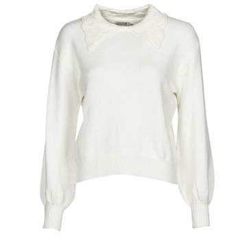 Vêtements Femme Pulls Molly Bracken LA878A21 Blanc