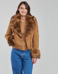 Vêtements Femme Blousons Molly Bracken HA008H21 Camel